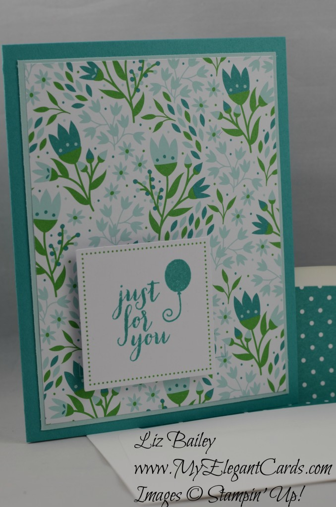Stampin Up Christmas Paper